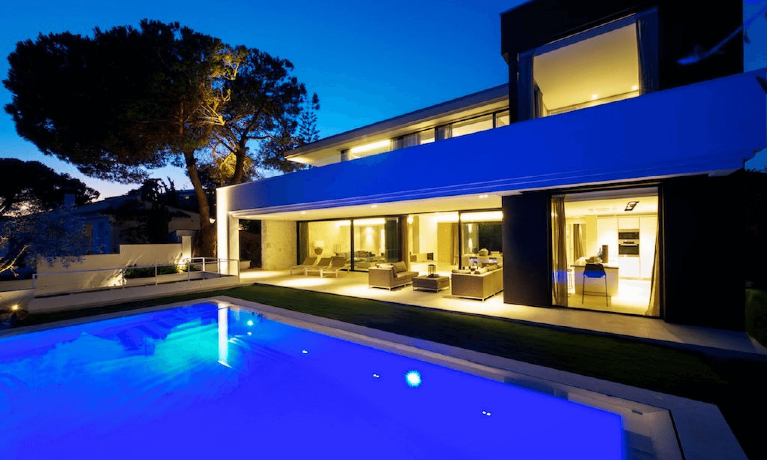 Villa en Marbesa