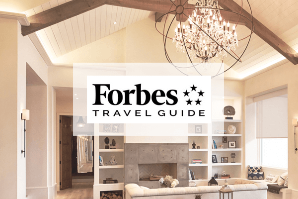 Forbes Travel Guide Names 2018
