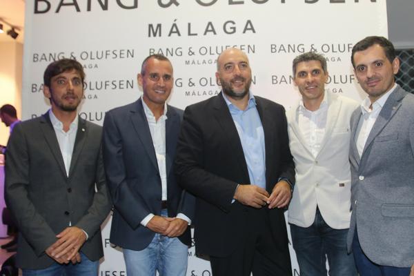 Bang & Olufsen desembarca en Málaga