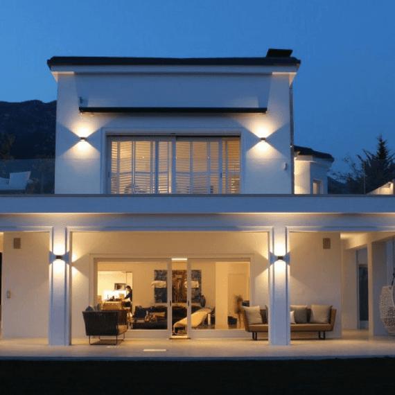 Villa en Sierra Blanca