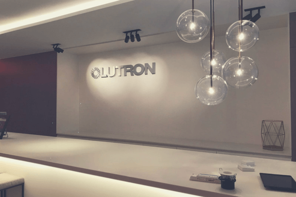 'The Lutron Experience Centre' tour in London