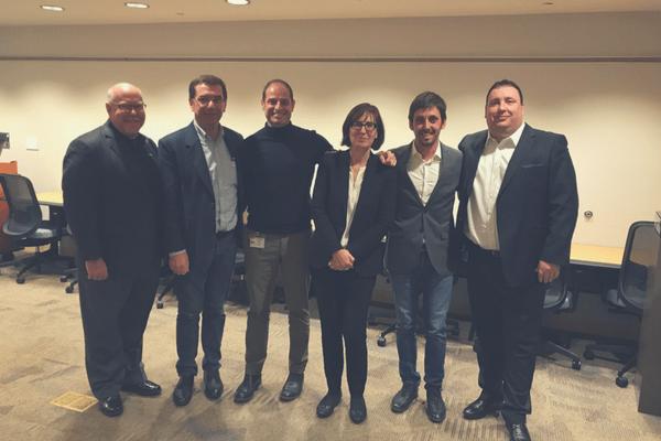 Asistimos al comité para el mercado residencial Europeo de Lutron en Coopersburg