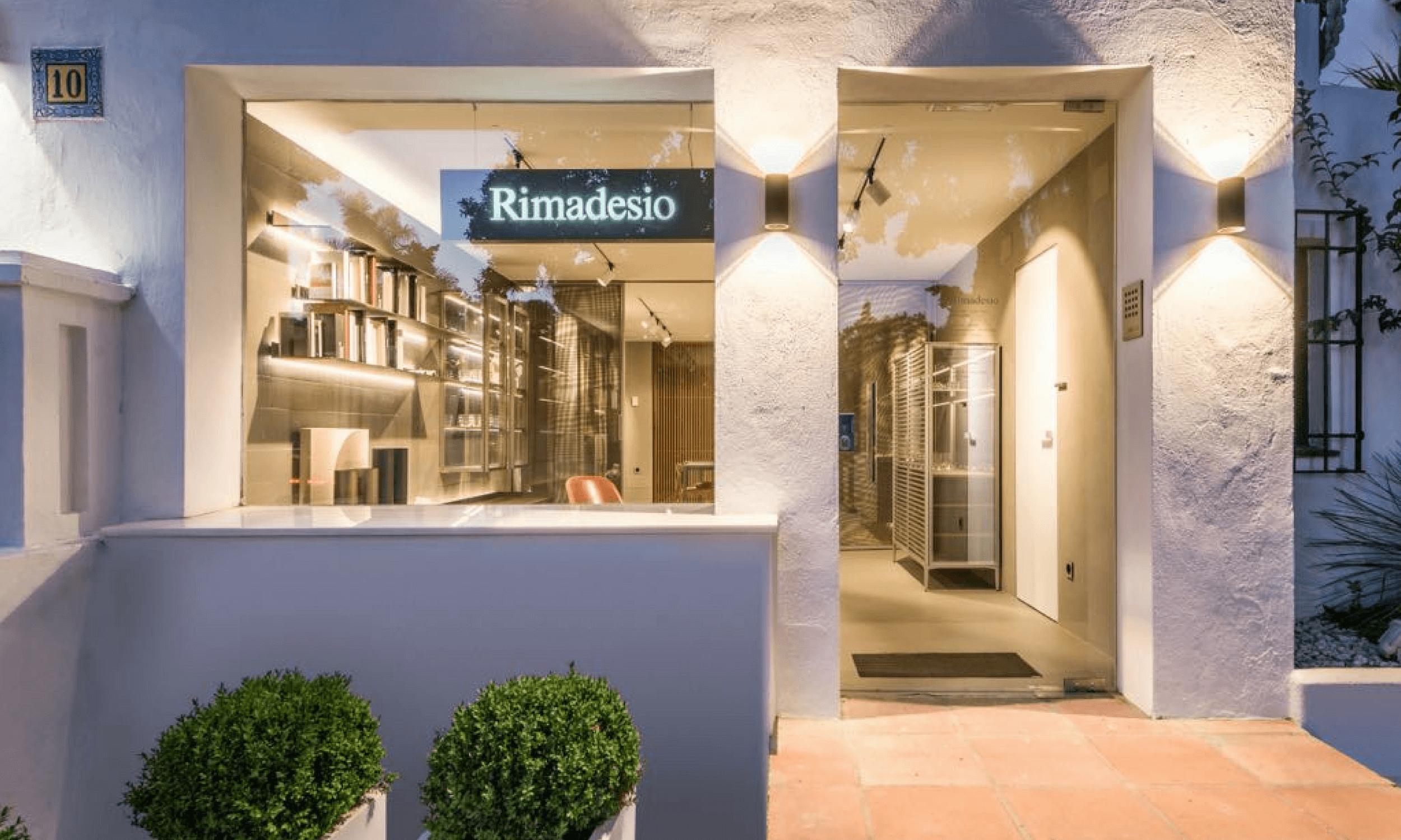 Rimadesio abre unanueva tienda en Marbella