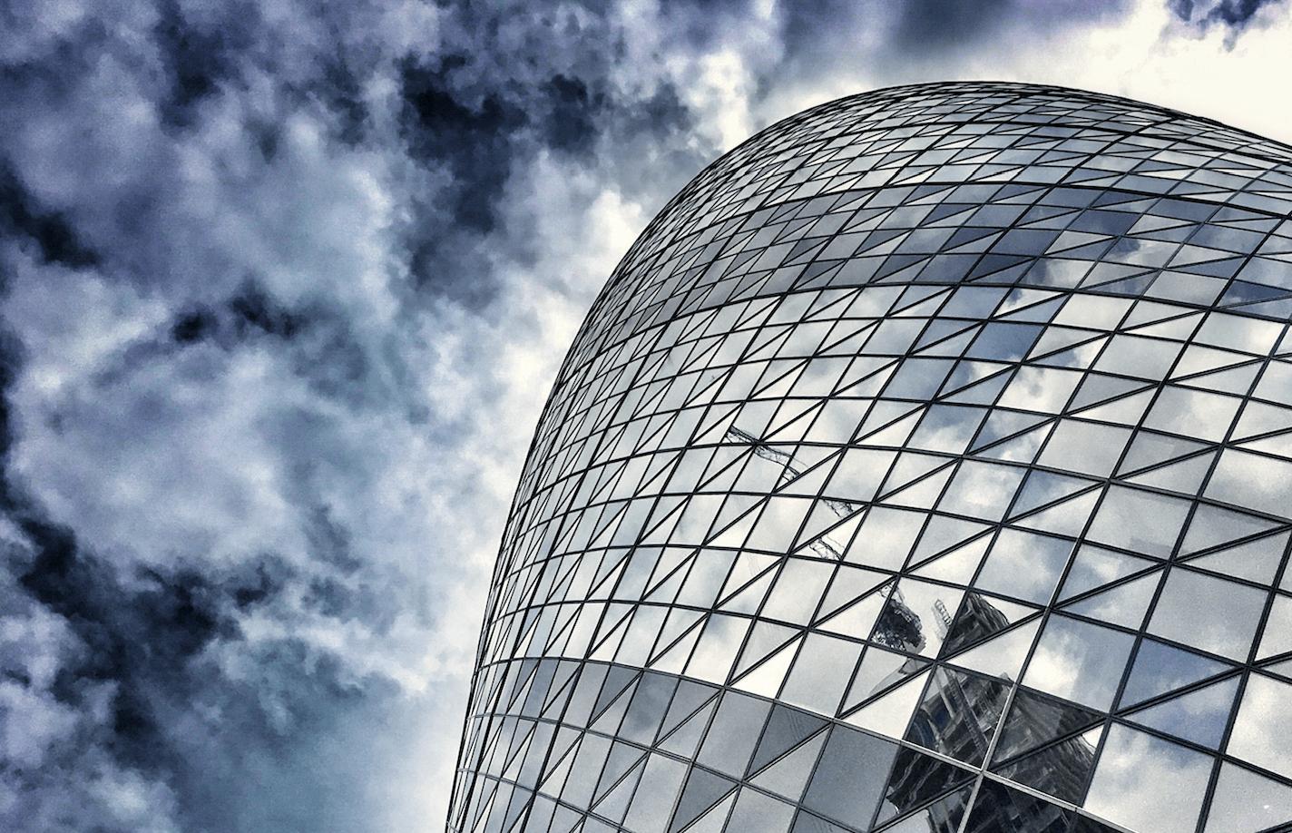 Londres a vista de dos grandes arquitectos