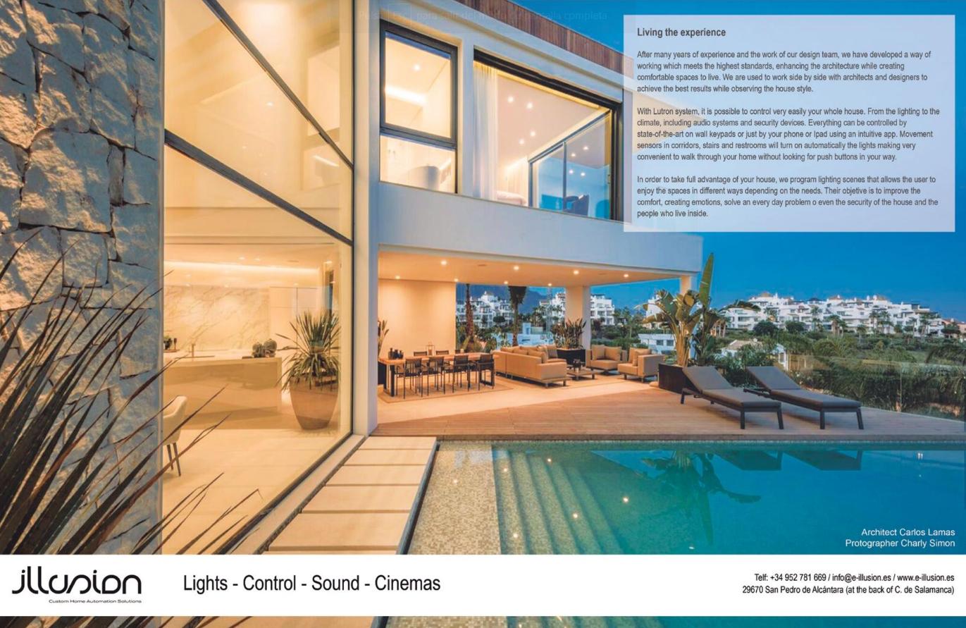 edicion otoño marbella design magazine