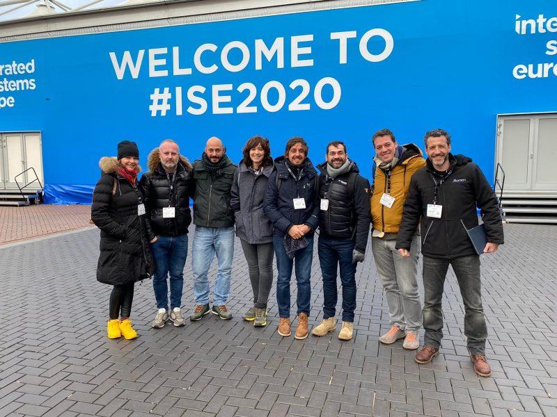Visitamos la edición ISE 2020 en Ámsterdam organizado por CEDIA