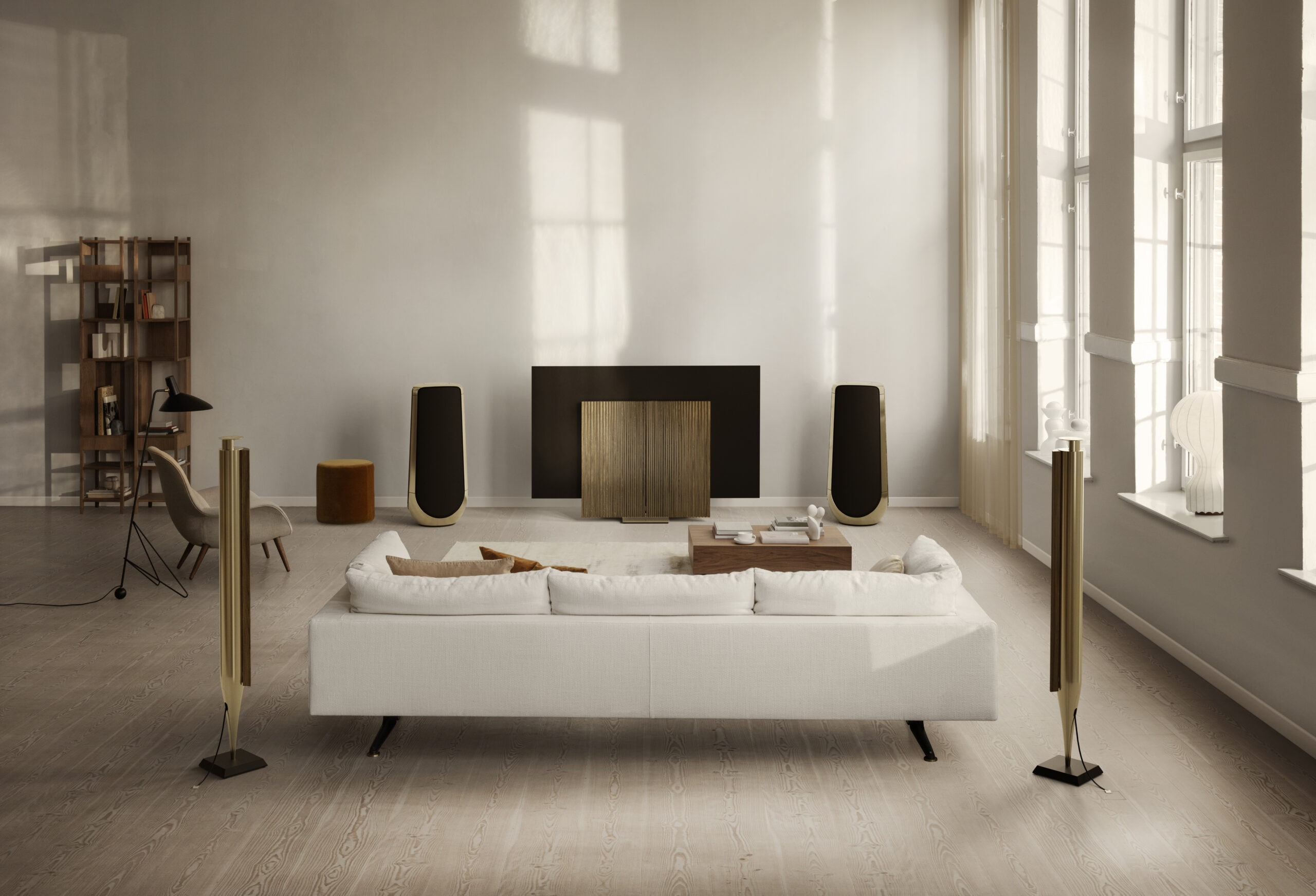 Bang & Olufsen, the beautiful fusion between design, quality and cutting edge