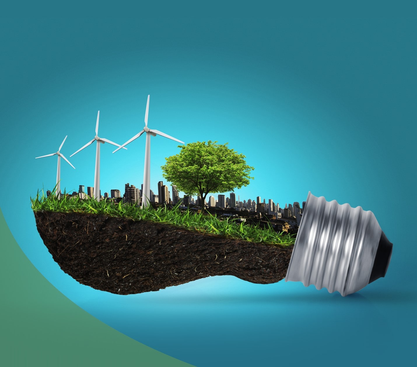 Green Energy in our offices