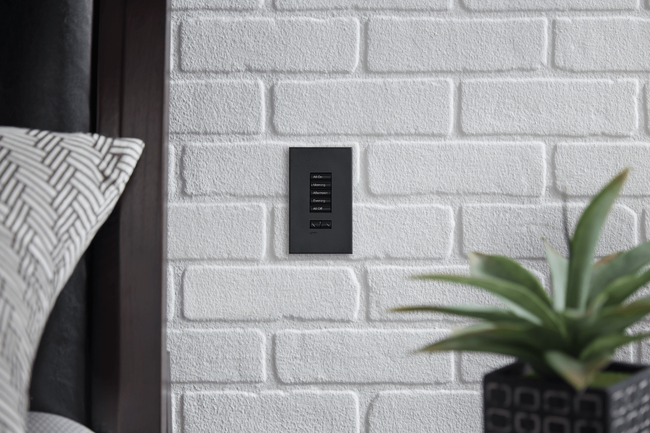 Lutron myRoom, a control solution for the hotel industry