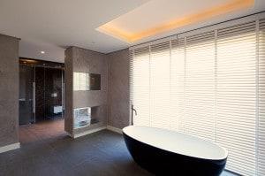 La Zagaleta modern bathroom