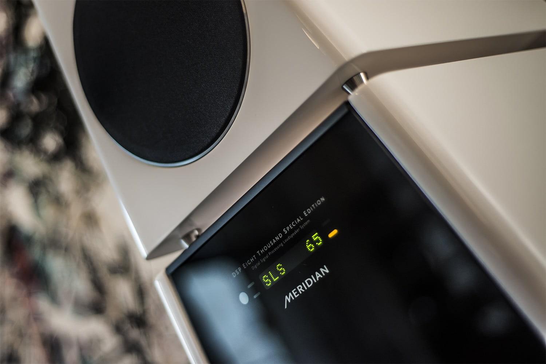 Presentamos Meridian Audio